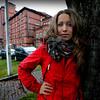 Maria Mannfolk_studerande, opiskelija