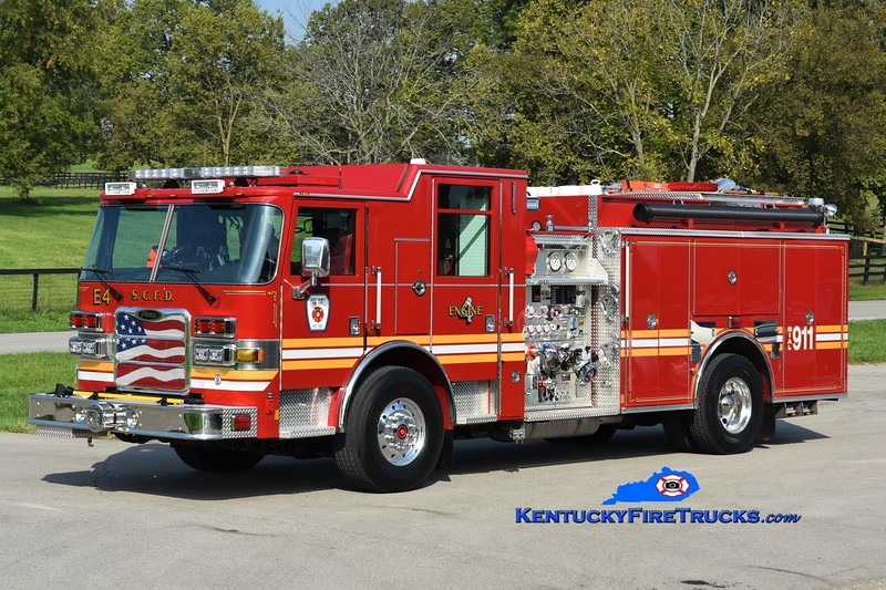 Scott County  Engine 4<br /> 2017 Pierce Arrow XT 1500/1000<br /> Greg Stapleton photo