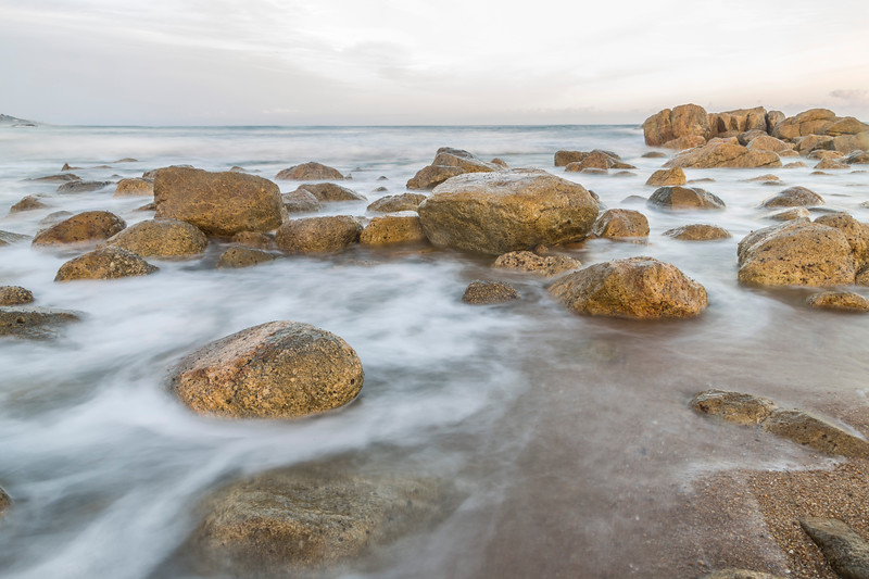 Seascape Long Exposures