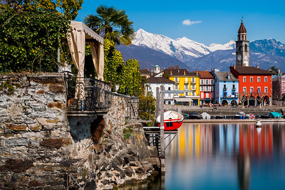 Spring time / Ascona, Switzerland