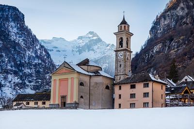 Valle Verzasca / Sonogno, Switzerland