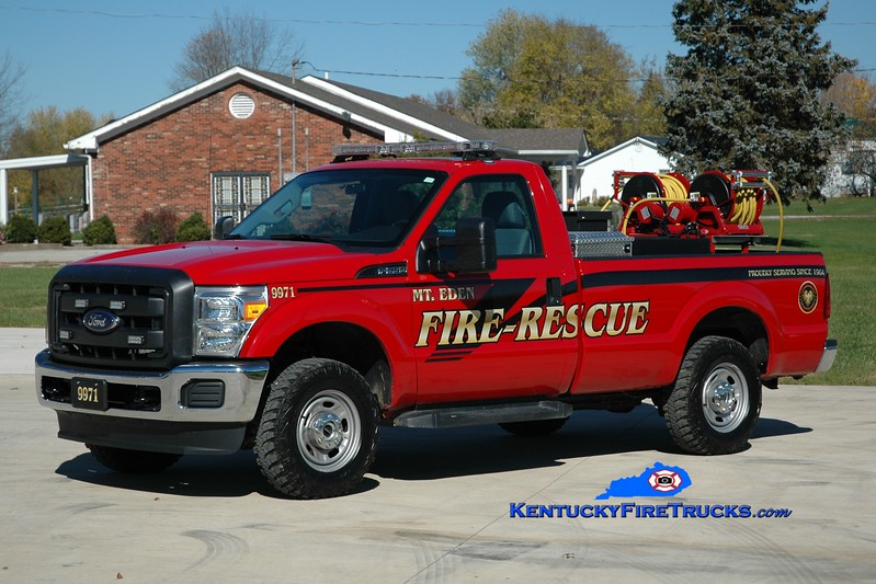 Mt Eden  Brush 9971<br /> 2015 Ford F-250 4x4/Unruh 50/150<br /> Greg Stapleton photo