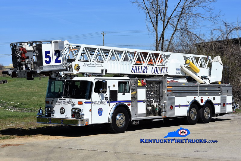 Shelby County Tower 3352 <br /> x-Middletown, KY and Tower 3351 <br /> 1985 Duplex D-450T/Grumman 1500/200/102' <br /> Greg Stapleton photo