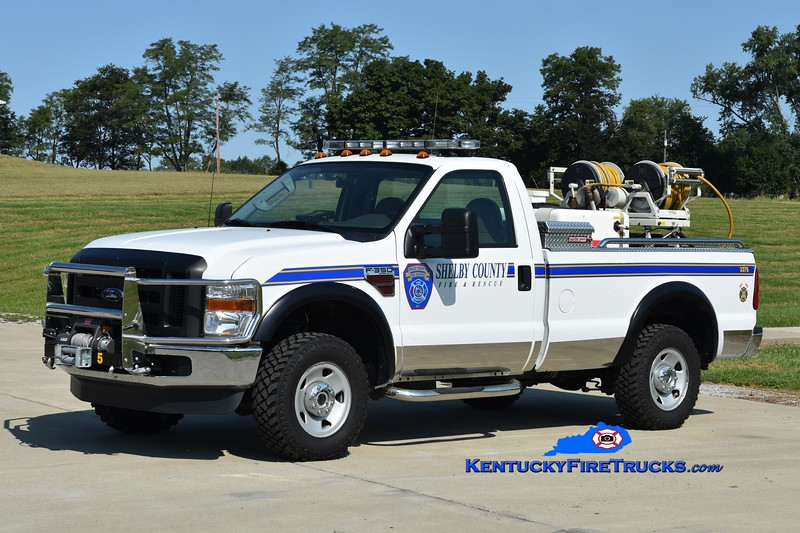 Shelby County Field Unit 3375 <br /> 2008 Ford F-350/Marco HPP/150<br /> Greg Stapleton photo