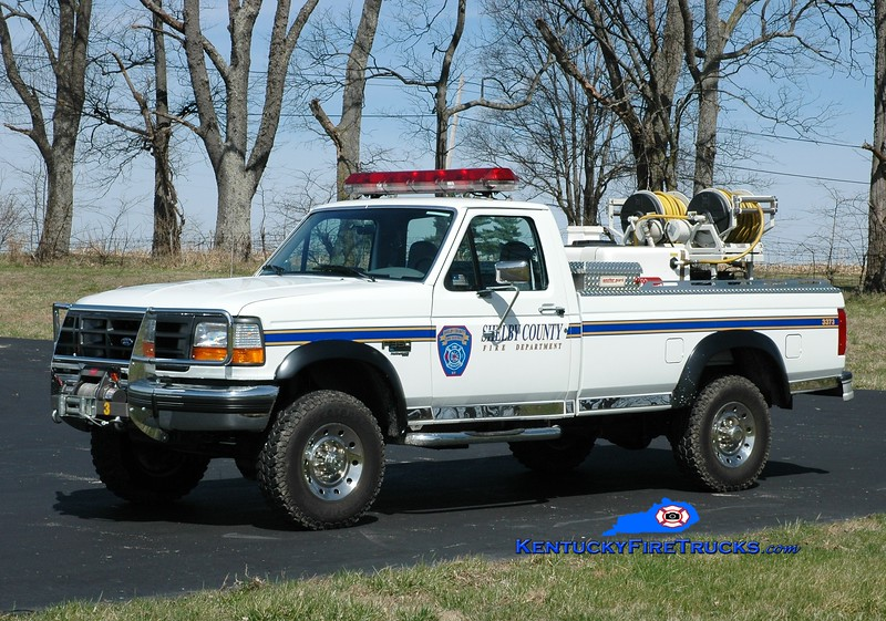 <center> Shelby County  Field Unit 3373 <br> 1998 Ford F-350 4x4/Marco HPP/150 <br> Greg Stapleton photo </center>