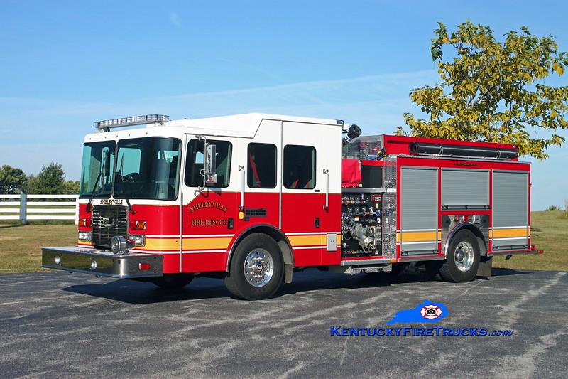 <center> Shelbyville  Engine 31  <br> 2013 HME/Ferrara Intruder 2 1500/1000/30 <br> Kent Parrish photo </center>