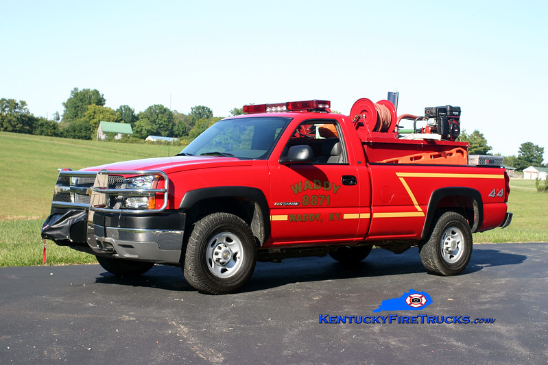 <center> Waddy  Brush 8871 <br> 2004 Chevy 2500 4x4 250/250 <br> Kent Parrish photo </center>