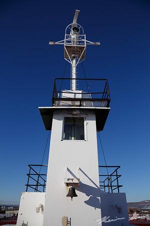 Forward watchman's station - American Century