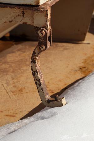 Hatch clamp detail - John J. Boland