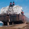 American Spirit at the Lakehead Pipline dock