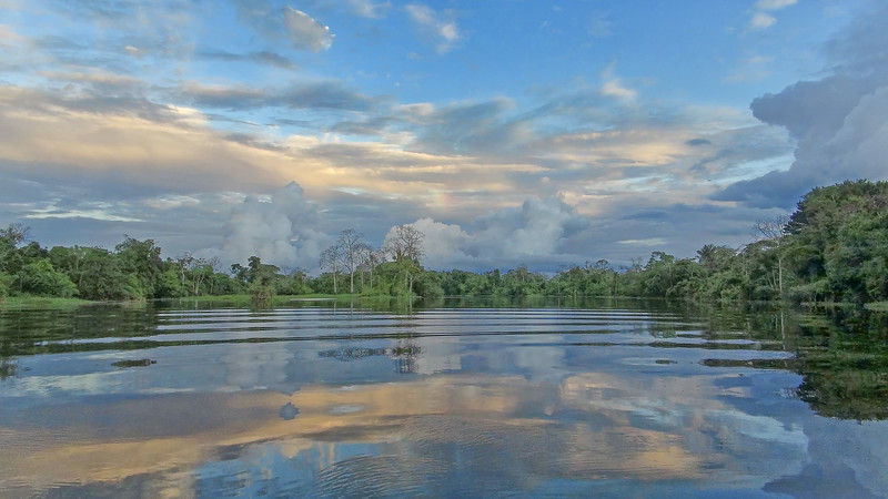 The Amazon River, Peru