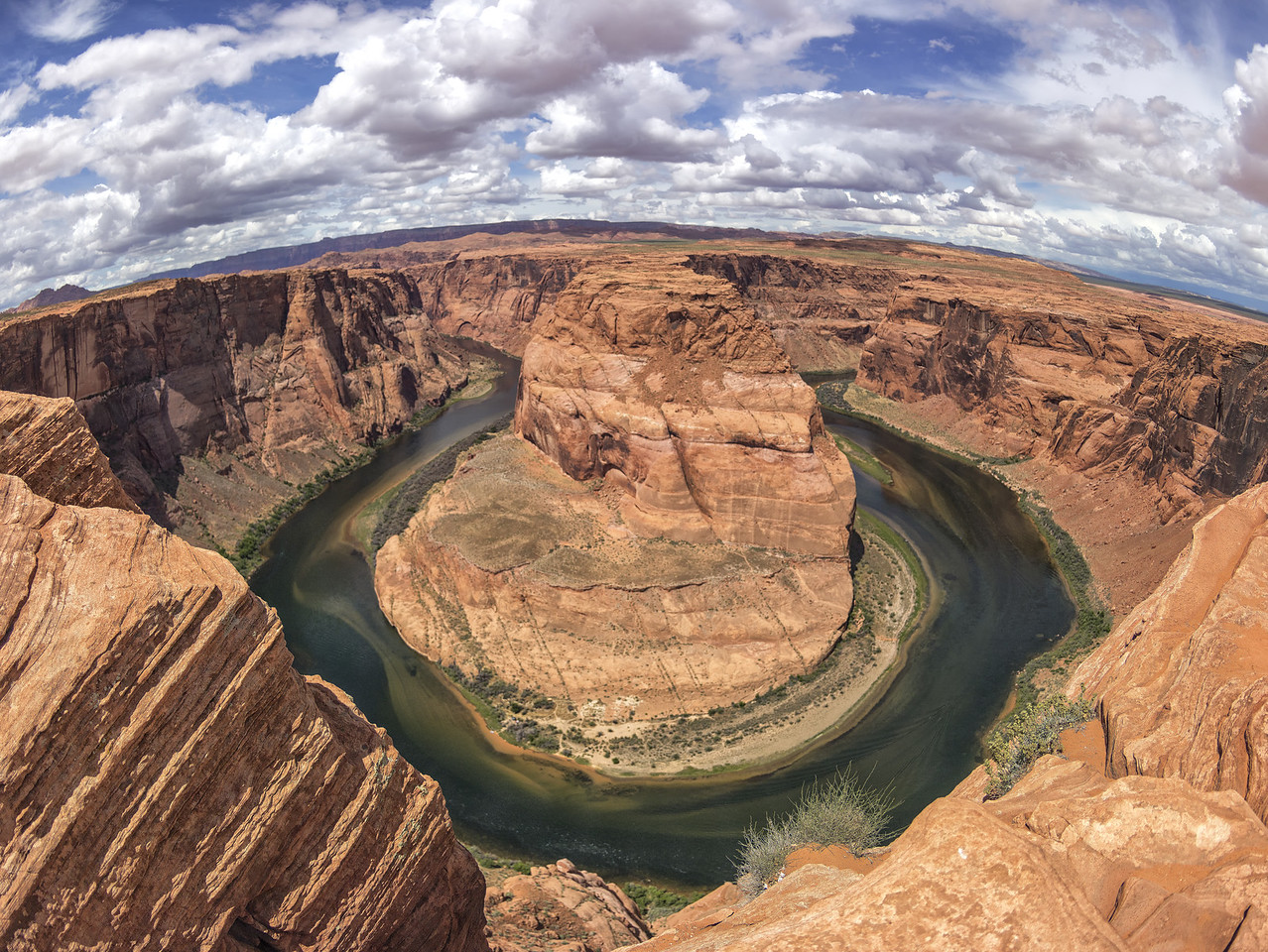 Horse shoe Bend, Colorado River, AZ