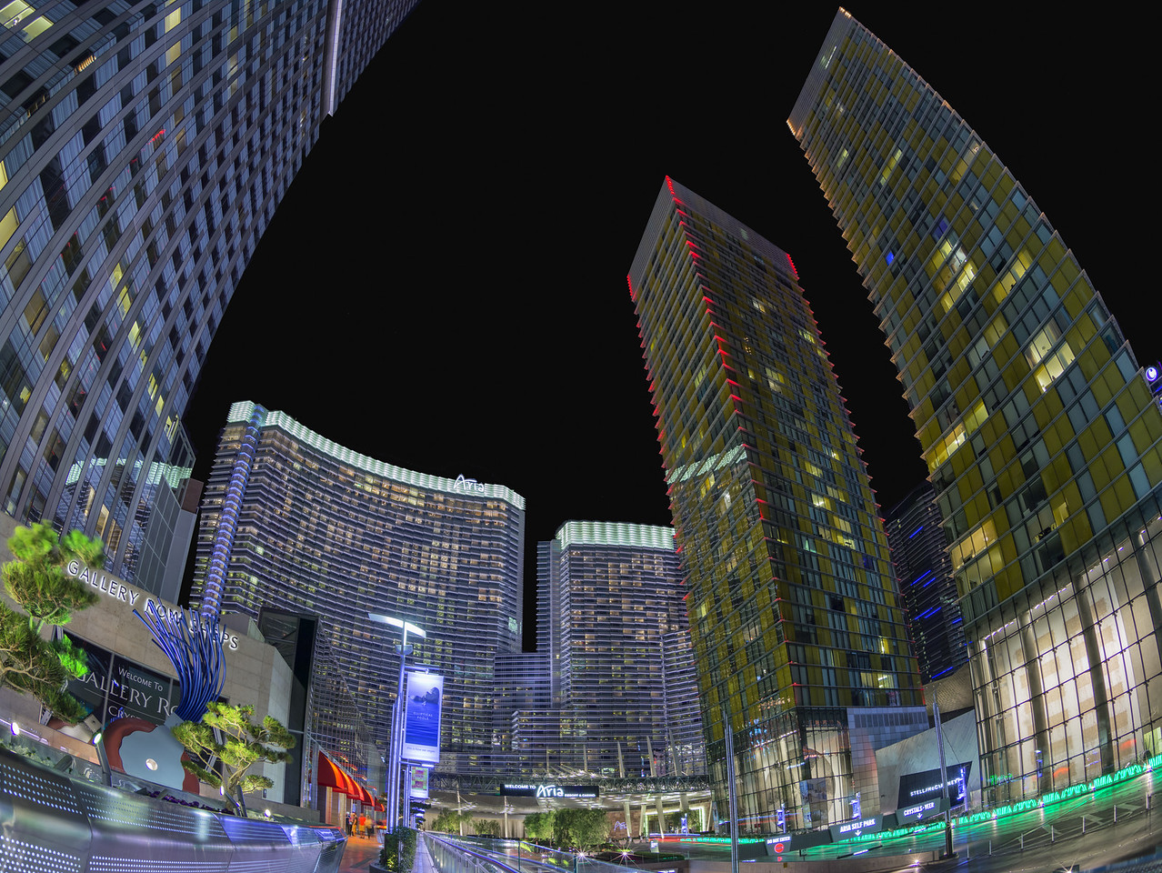City Center, Las Vegas, NV