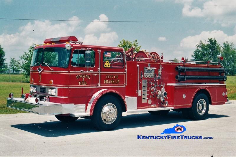 *Now with the Franklin-Simpson FD <br />  Franklin Engine 3<br /> x-Engine 6  <br />  1970 International CO-1890/Howe 1000/500 <br />  Greg Stapleton photo