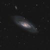 Messier 106 - HaLRGB