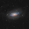 Messier 63 (the Sunflower Galaxy ) in Canes Venatici