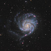 Messier 101 (the Pinwheel Galaxy) in Ursa Major