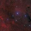 Sharpless 2-134 in Cepheus - HaLRGB