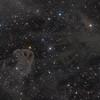 Lynds Bright Nebula 777 - the Baby Eagle  nebula in Taurus