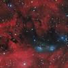 NGC 6914 Complex in Cygnus