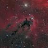 The Bogeyman Nebula in Orion - HaLRGB (LDN 1622)