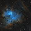 NGC 1491 in Perseus