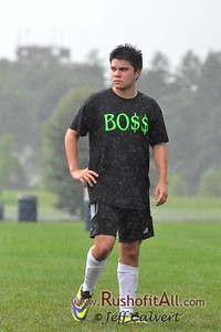 Team BO$$ in Kicks for Kids Tournament at Penn State, August 3, 2014.