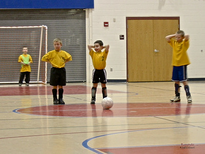 CSA indoor soccer, Jan 2005.