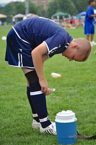 CSA Lightning in Kicks for Kids Tournament at Penn State, August 8, 2009.