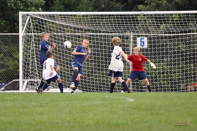 CSA Lightning in Kicks for Kids Tournament at Penn State, August 8, 2009.