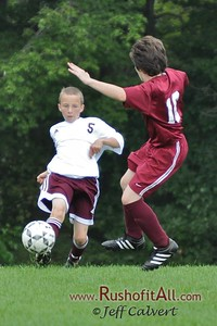 Boys Soccer - Park Forest Middle School v. Altoona Area Junior High School, in State College, PA on 14 Sep 2009.