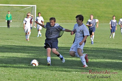 JV Soccer - State College Area High School v. Cedar Cliff High School, in State College, PA on 22 Aug 2011 (scrimmage).