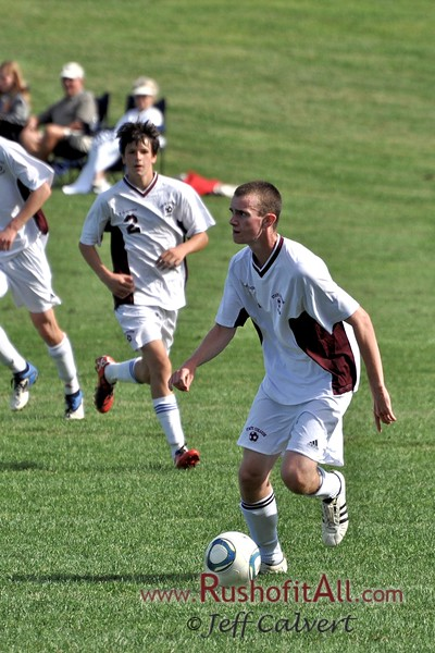 JV Soccer - State College Area High School v. Cedar Cliff High School, in State College, PA on 22 Aug 2011 (scrimmage).