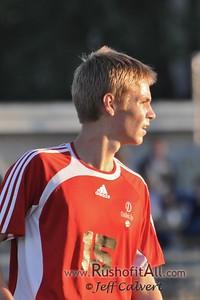 JV Soccer - State College Area High School v. Dubois Area High School, in State College, PA on 6 Oct 2011.