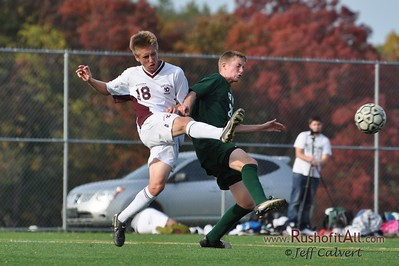 Varsity Soccer - State College Area High School v. Central Dauphin High School, in State College, PA on 18 Nov 2011.