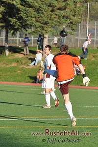Varsity Soccer - State College Area High School v. Dubois Area High School, in State College, PA on 6 Oct 2011.