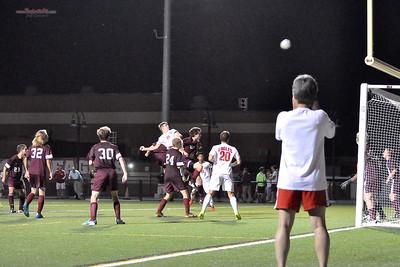 Varsity Soccer - State College Area High School v. Cumberland Valley High School, in Mechanicsburg, PA on September 11, 2014.