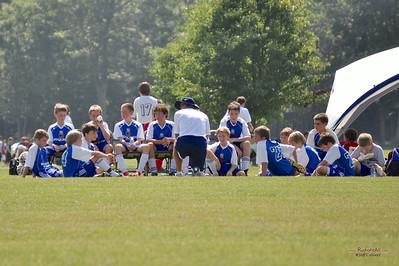 STN Premiere (U12) at US Club Soccer NE Regional Tournament, Pittsgrove, NJ, on June 28-29, 2009.