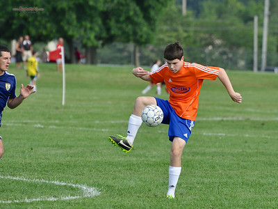 STN Rangers v. Spencerport U16B Gold - Iacchetta at Cobras Summer Classic in Rochester, NY on July 13 2013.