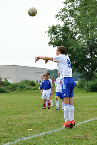 STN Rangers (U12) v. Penfield Rangers Blue Thunder, at Greece Cobra's Tournament in Rochester, NY, July 11, 2009.