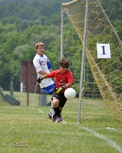 STN Rangers (U13) v. FC Lehigh 97B at Lehigh Valley Youth Soccer League Tournament in Bethlehem, PA, on June 12-13, 2010.