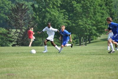 STN Rangers (U13) v. Spirit United SC 96/97 Blue at Lehigh Valley Youth Soccer League Tournament in Bethlehem, PA, on June 12-13, 2010.