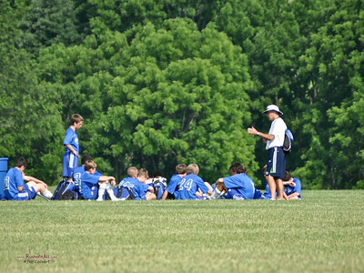 STN Rangers (U13) v. Spirit United SC 96/97 Blue at Lehigh Valley Youth Soccer League Tournament in Bethlehem, PA, on June 12-13, 2010.