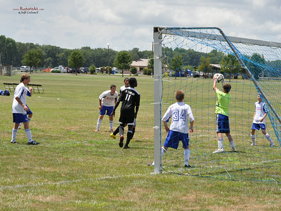 STN Rangers (U13) v. Arundel Black Hawks at US Club Soccer Regional Tournament in Pittsgrove, NJ, on June 9-11, 2010.