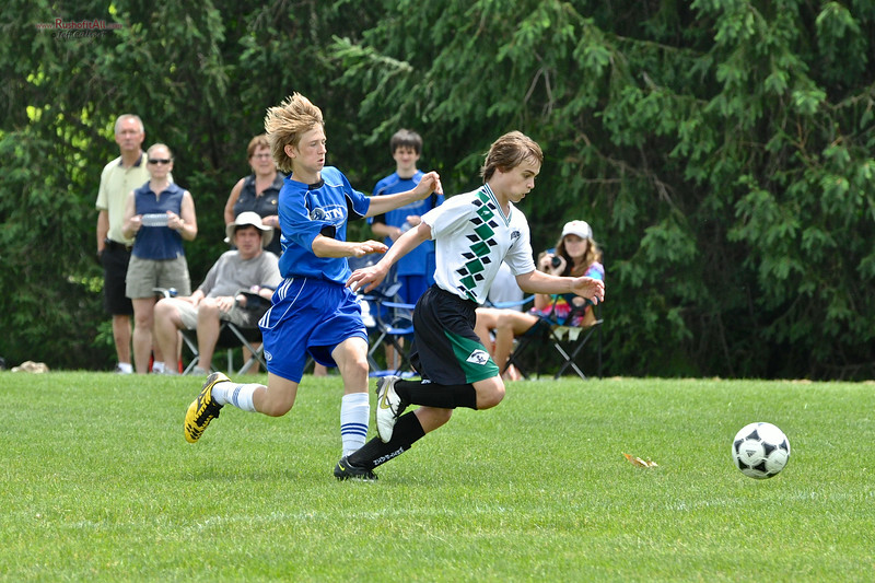 STN Rangers (U14) v. Whitpain Wave at Ukranian Nationals Invitational Memorial Day Tournament in Horsham, PA on May 29-30, 2011.