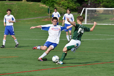 STN Rangers (U15) v. TUSA 96B White (Triangle United Soccer Association - NC), at the Virginian Memorial Day Soccer Tournament in Fairfax, VA on May 26-27, 2012.