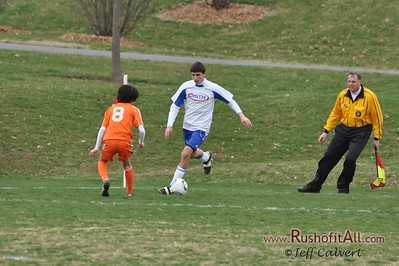 STN Chelsea (U15) v. FC Lions II at the MSC Cherry Blossom Classic on March 27, 2011.