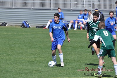 STN Chelsea (U15) v. MSI United 96 at the MSC Cherry Blossom Classic on March 26, 2011.
