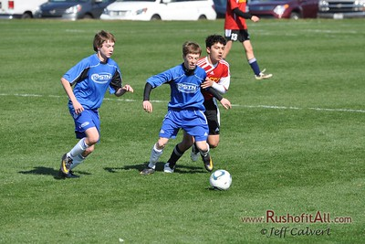 STN Chelsea (U15) v. SSA Titans at the MSC Cherry Blossom Classic on March 26, 2011.