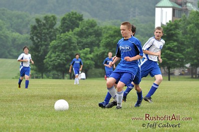 STN Rangers (U14) v. Triboro Bulldogs at Lehigh Valley YSL Tournament in Bethlehem, PA on 11 June 2011.